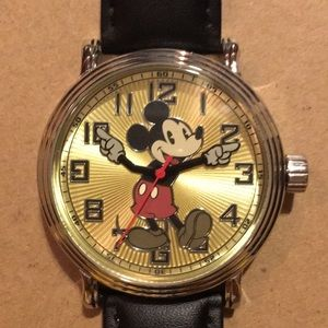 Mickey Mouse Disney watch, new, still wrapped
